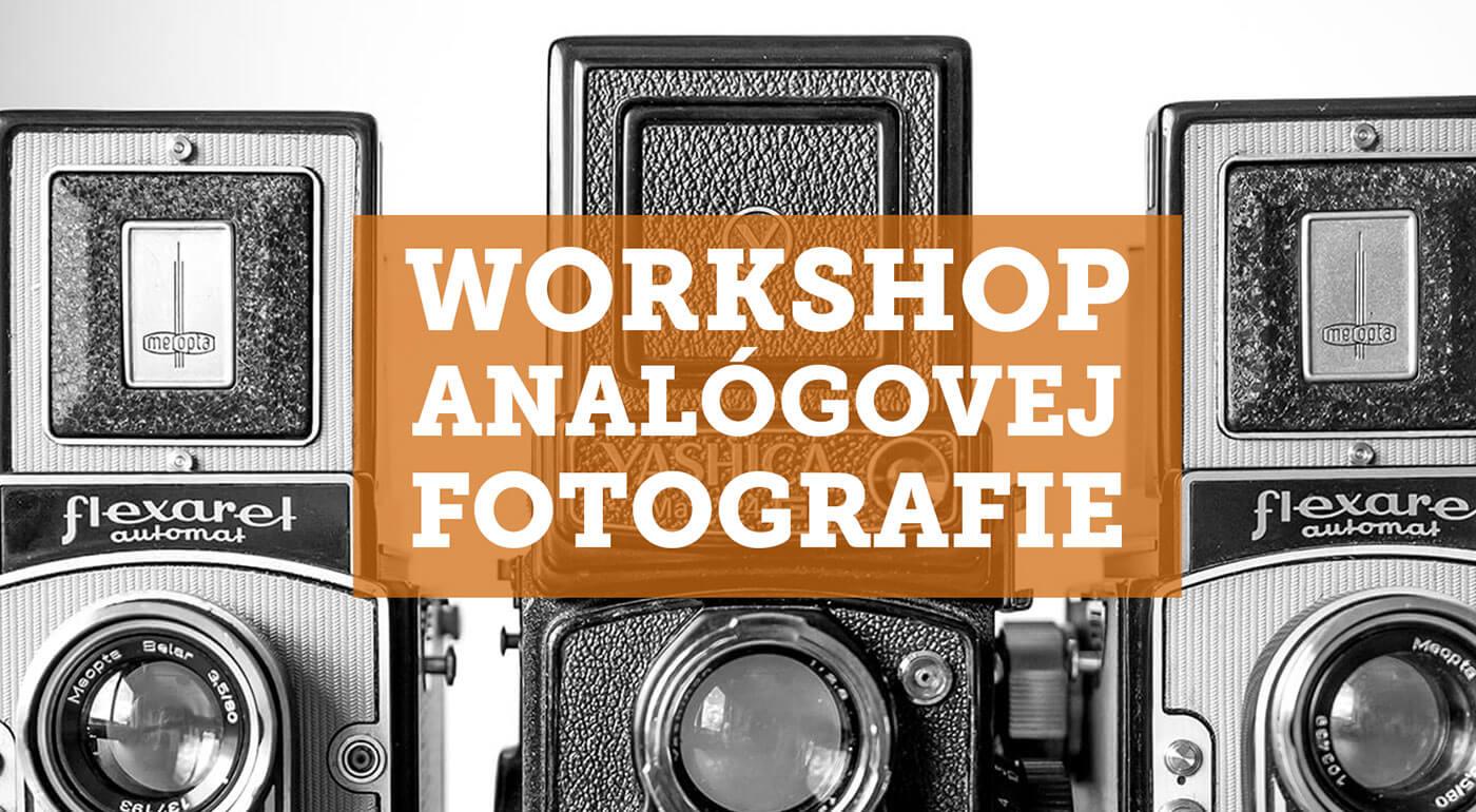 Kurz pre začiatočníkov: Analógová fotografia v Photo Studio Zweng v Bratislave