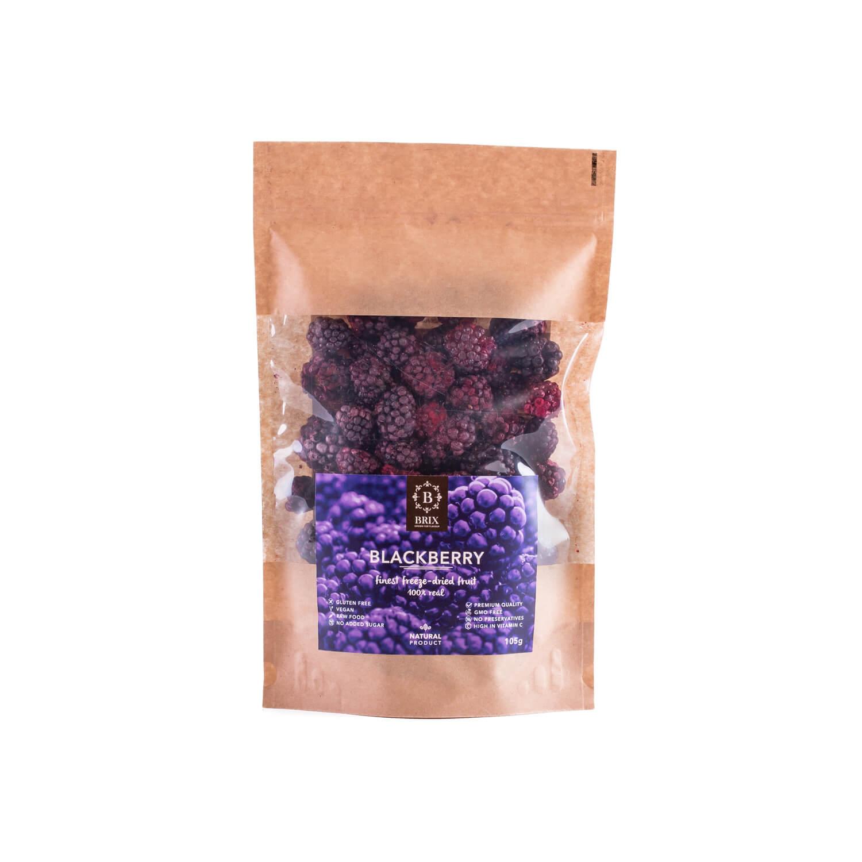 BRIX Mrazom sušená černica 105 g