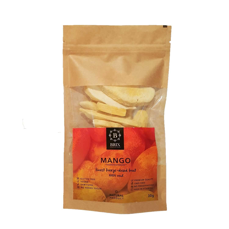 BRIX Mrazom sušené mango 30 g