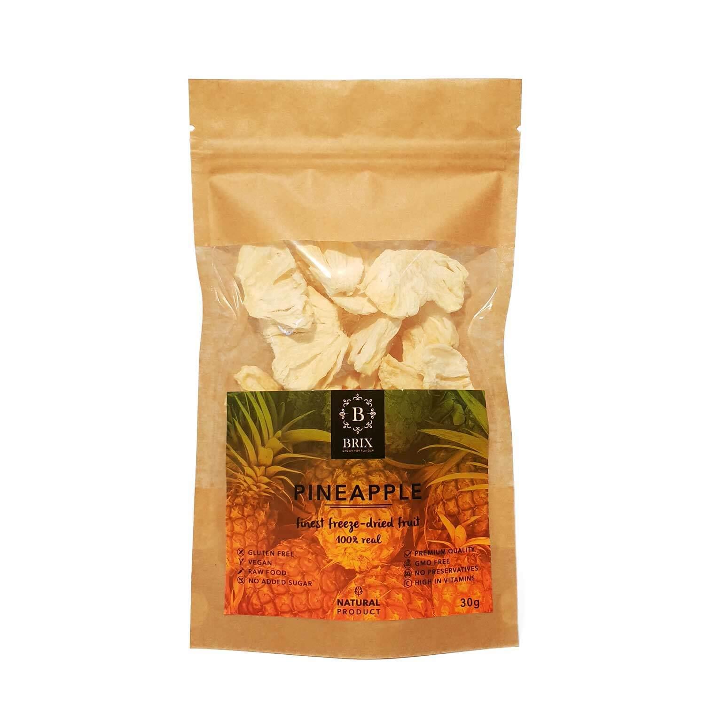 BRIX Mrazom sušený ananás 30 g