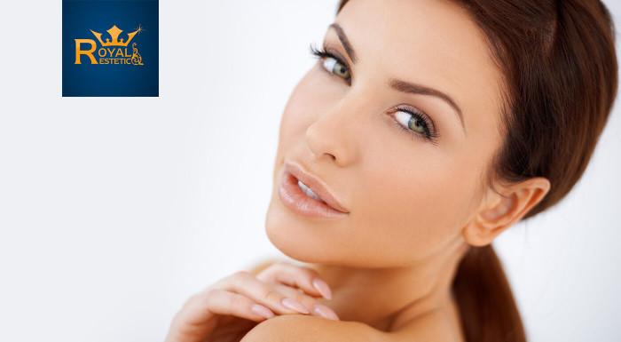 Omladnite na počkanie! Galvanické ošetrenie v Royal Estetic dodá vašej pleti mladší vzhľad, zmenší póry a stimuluje tvorbu kolagénu. V ponuke je aj ošetrenie problematickej pleti.