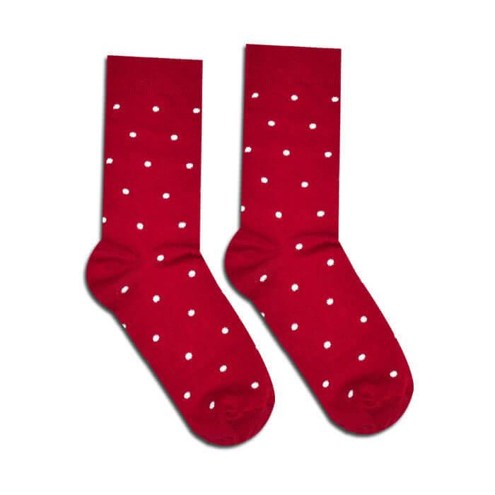 Hesty Socks ponožky Bordový Gentleman - veľkosť 35-38