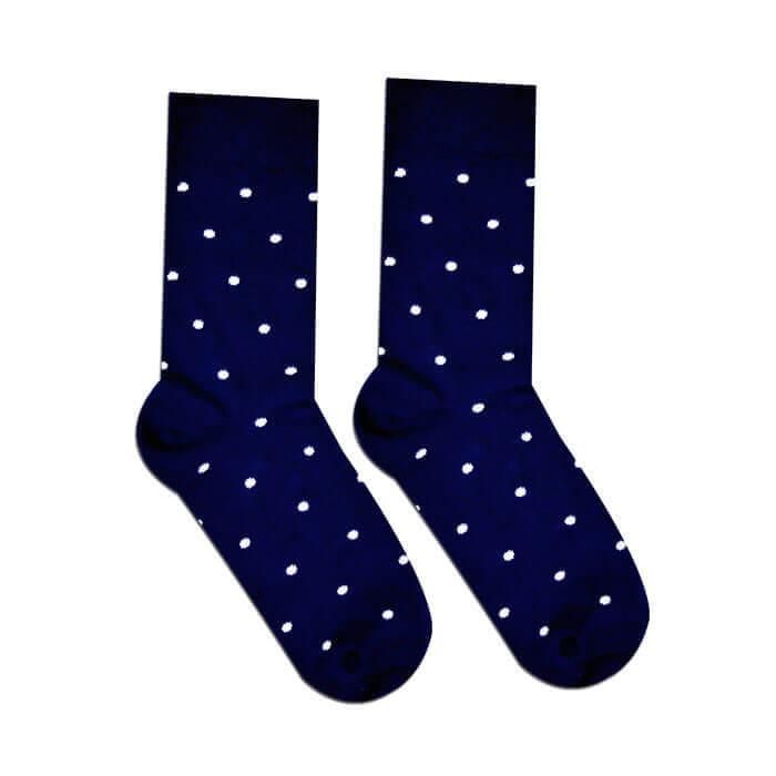 Hesty Socks ponožky Tmavomodrý Gentleman - veľkosť 35-38