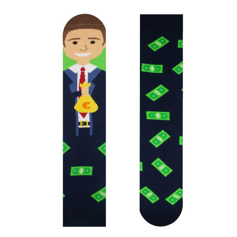 Hesty Socks ponožky Money Maker - veľkosť 35-38