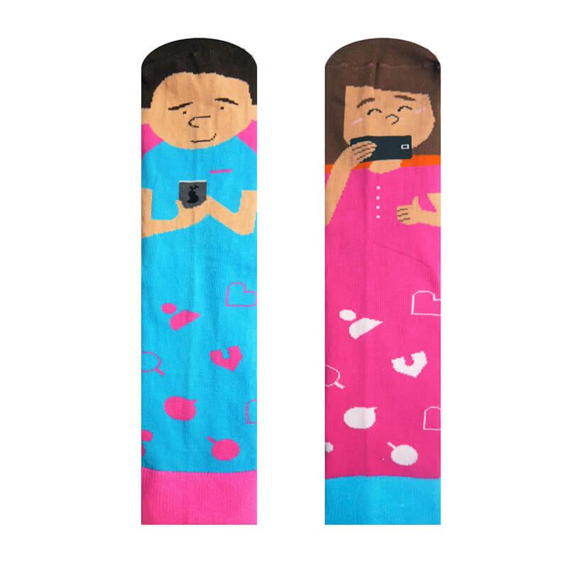 Hesty Socks ponožky Instagramisti - veľkosť 35-38
