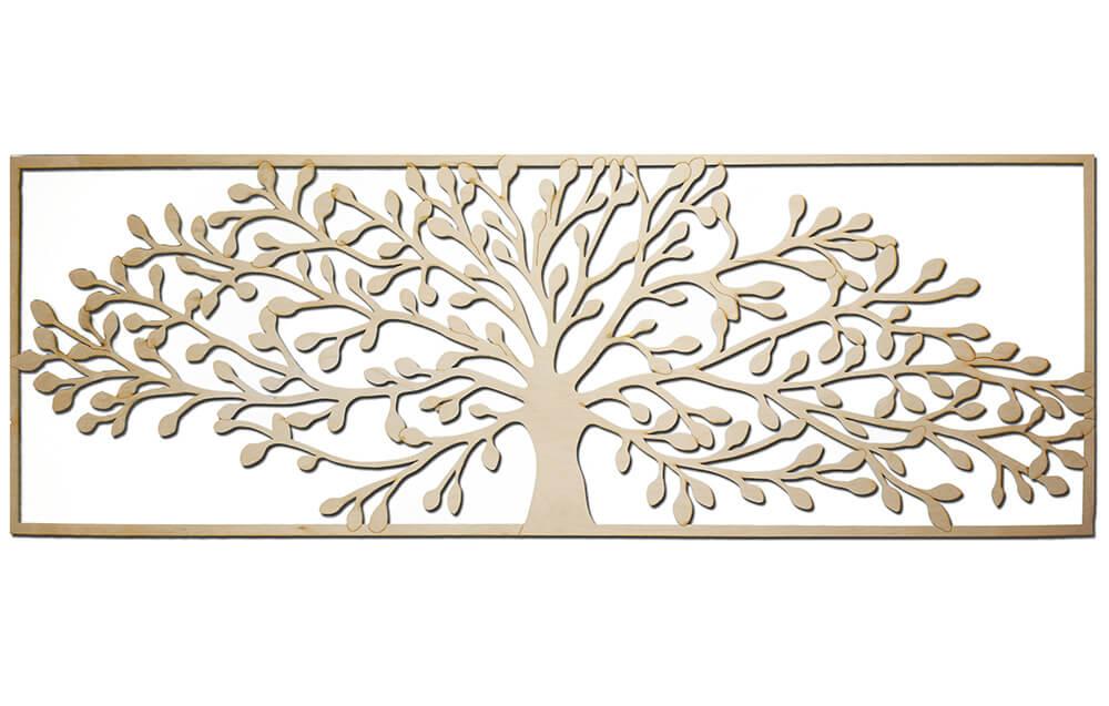 Strom ochrany rodiny 95 x 36 cm