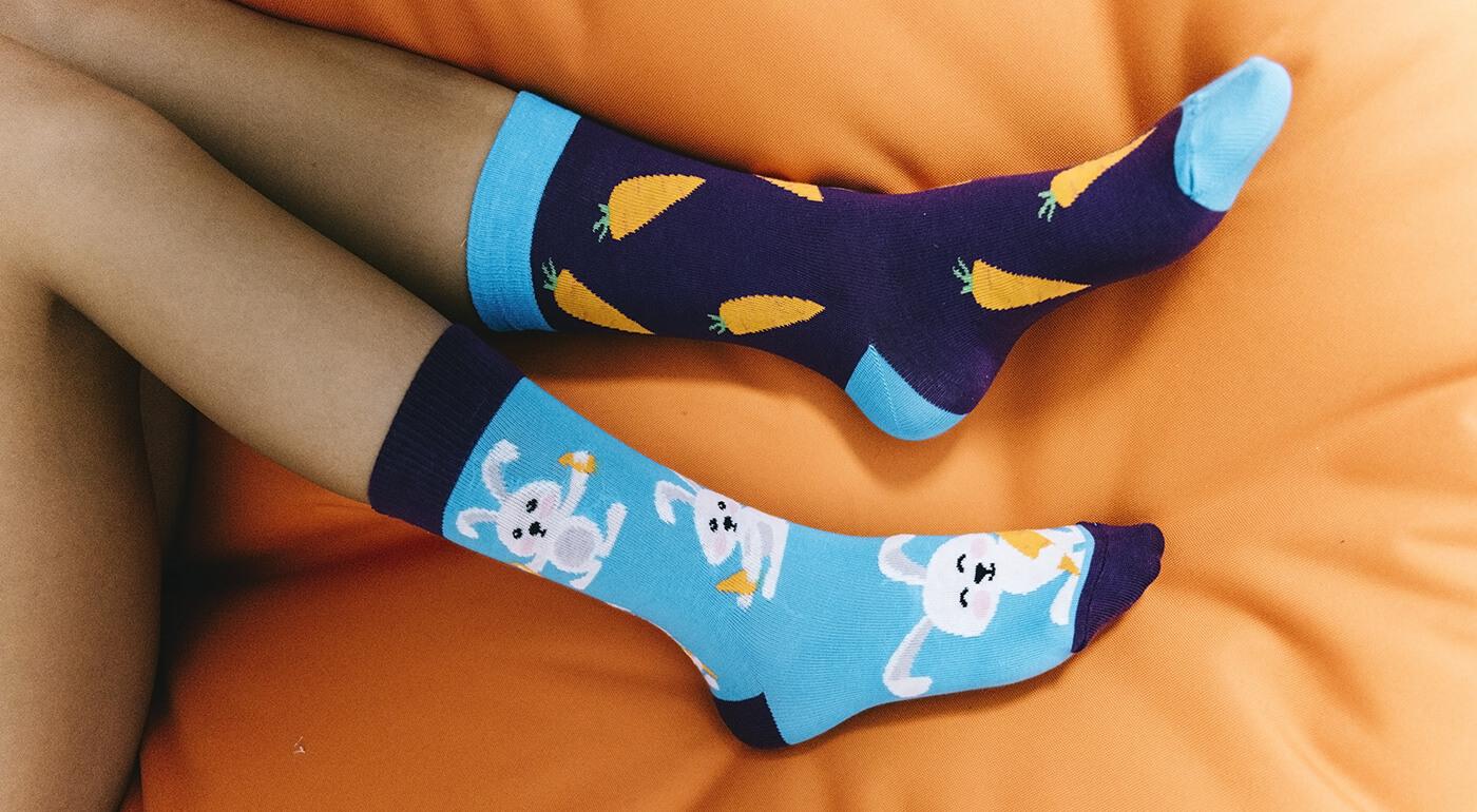 Ponožky Hesty Socks predstavujú svoje najveselšie vzory inšpirované zvieratkami, rôznymi dobrotami a športom