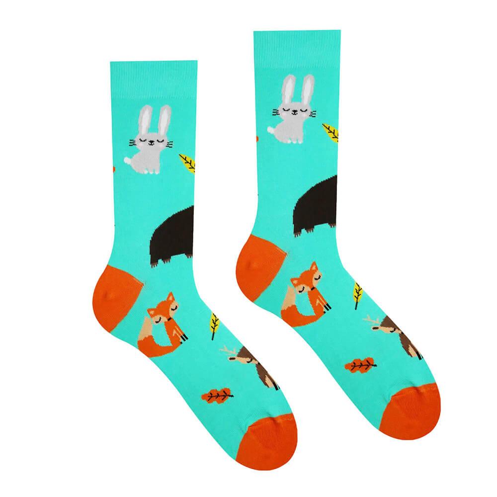 Hesty Socks ponožky Zvieratká - veľkosť 35-38