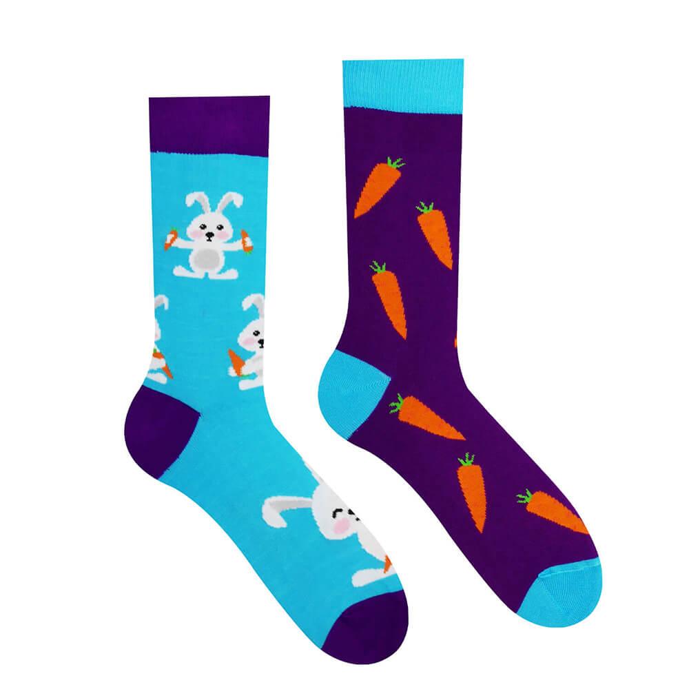 Hesty Socks ponožky Zajkáče - veľkosť 35-38