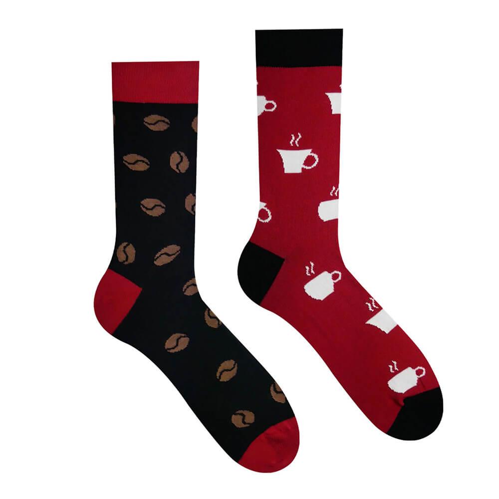 Hesty Socks ponožky Milovník kávy - veľkosť 35-38