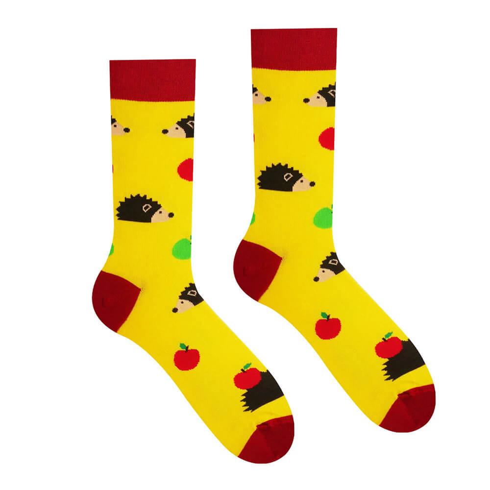Hesty Socks ponožky Ježko - veľkosť 35-38