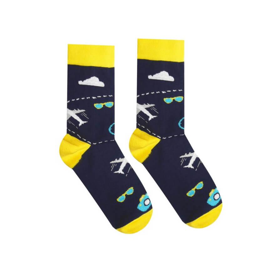 Hesty Socks ponožky Cestovateľ - veľkosť 35-38