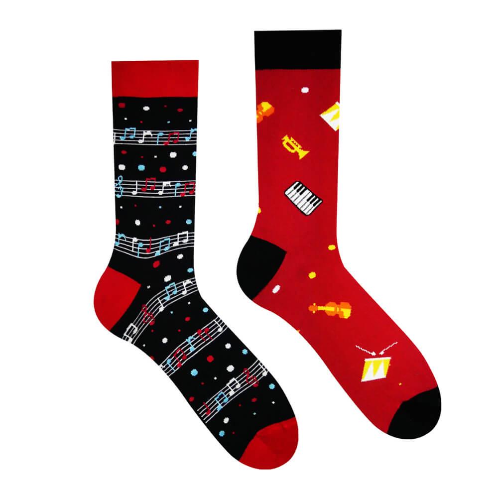 Hesty Socks ponožky Muzika  - veľkosť 35-38