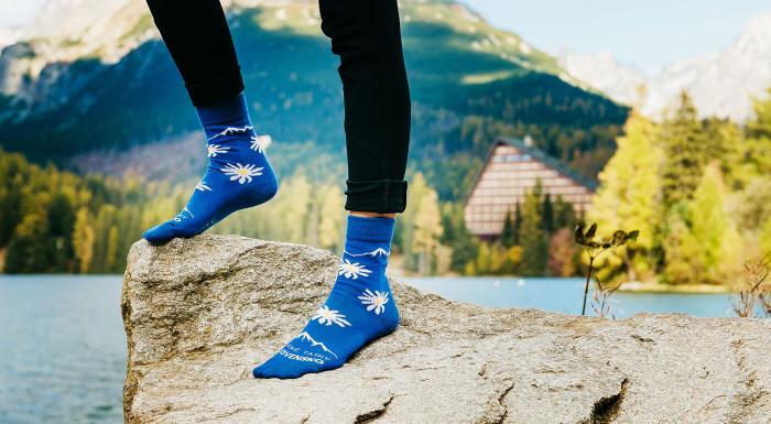 Hesty Socks - kolekcia Milujeme Slovensko