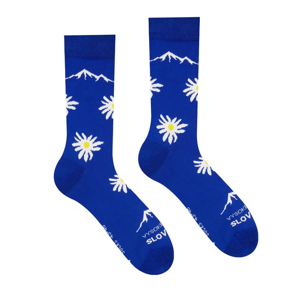 Hesty Socks ponožky Vysoké Tatry Tatranský kvet - veľkosť 35-38
