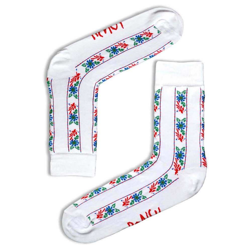 Ponožky Ponsh Folklórky - veľkosť 35-38