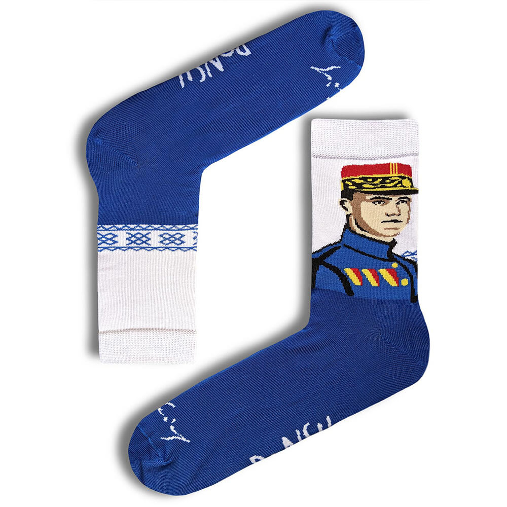 Ponožky Ponsh Štefánik - veľkosť 35-38