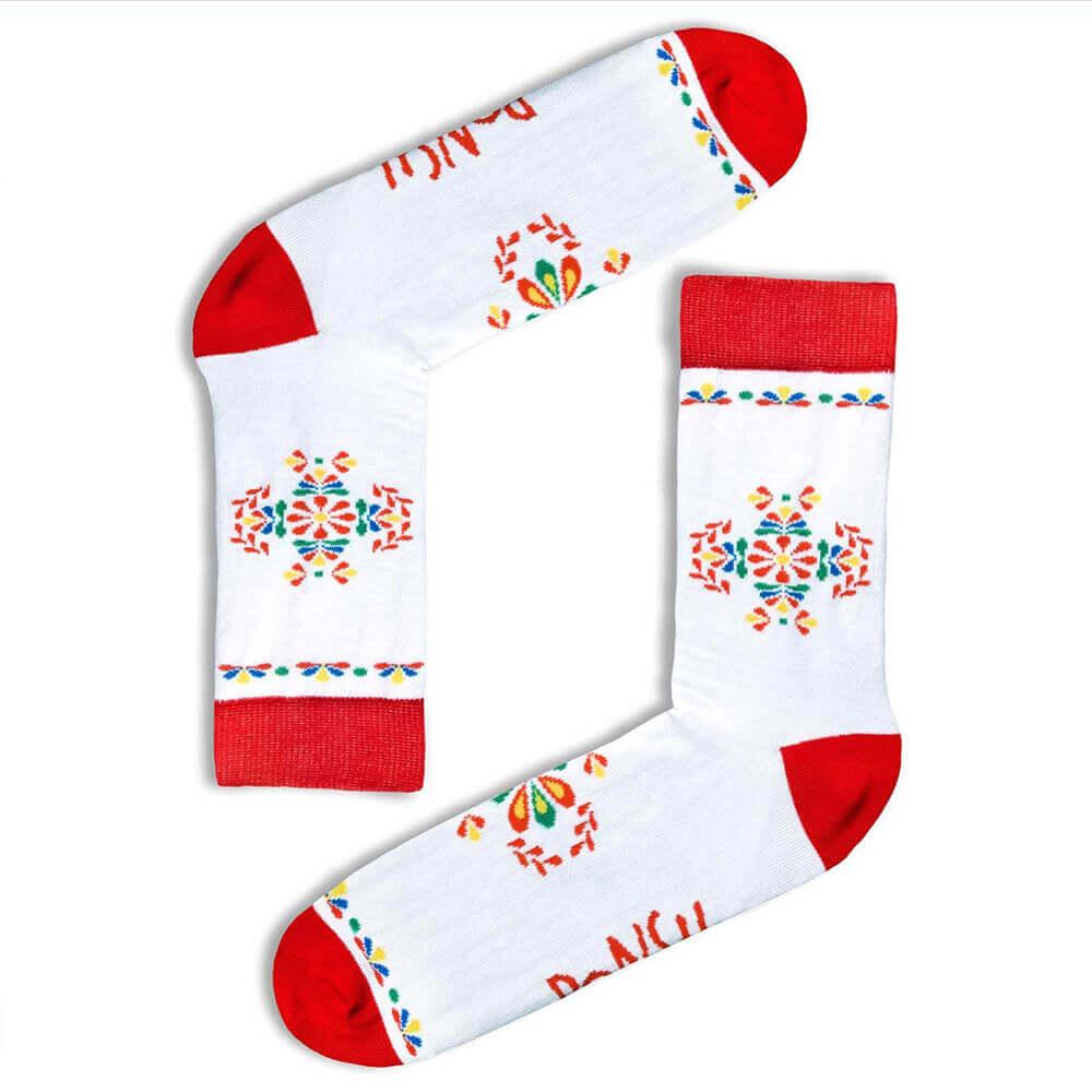 Ponožky Ponsh Ľudovky - veľkosť 35-38