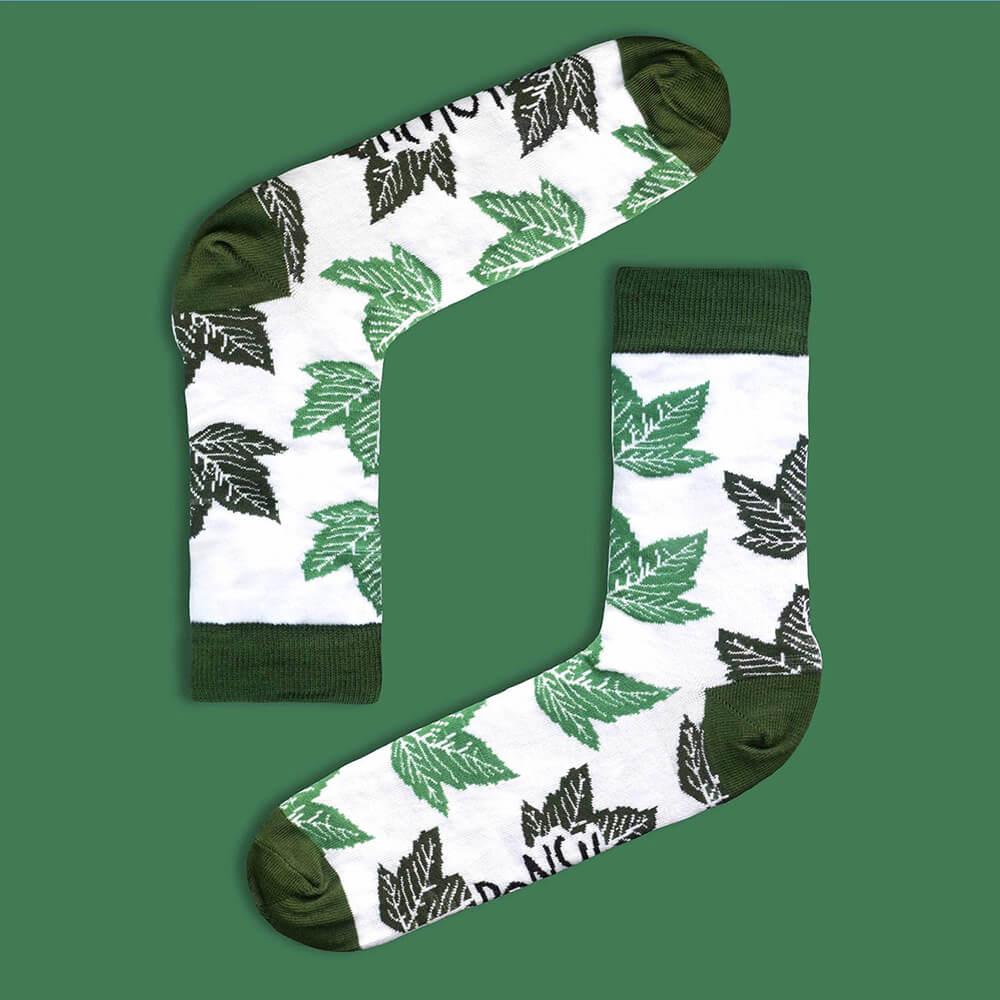 Ponožky Ponsh Javorky - veľkosť 35-38