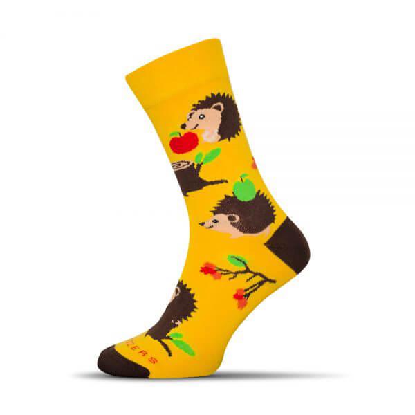 Ponožky Shox Ježko - veľkosť 43-46