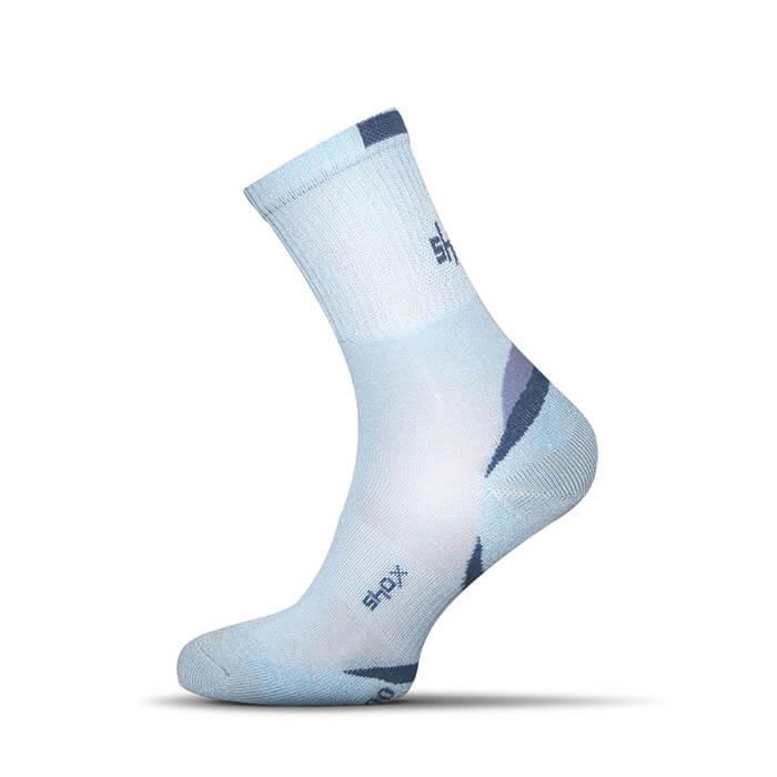 Ponožky Shox Clima Plus Bamboo svetlomodré - veľkosť 35-37