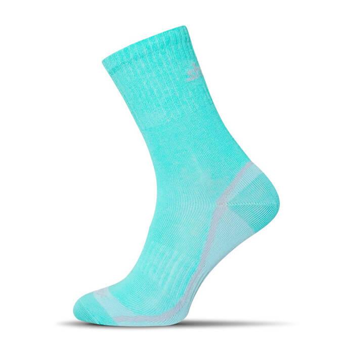 Ponožky Shox Sensitive mentolové - veľkosť 35-37