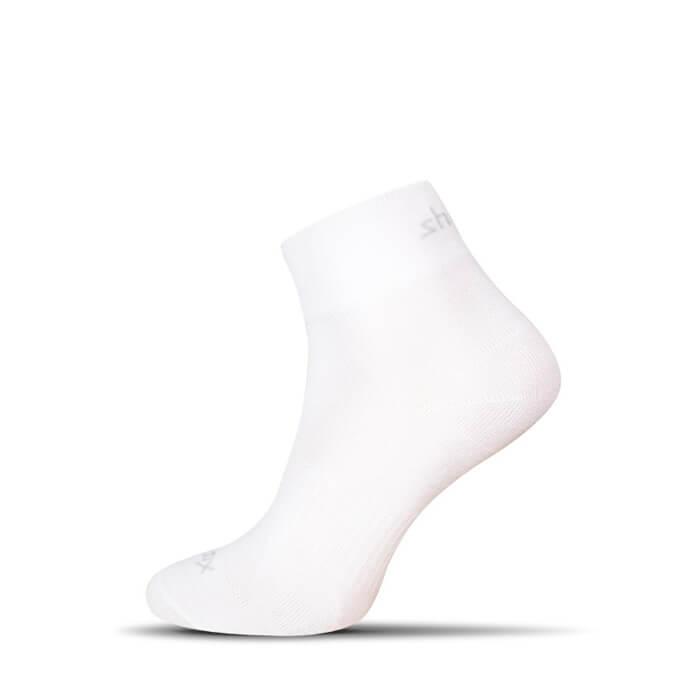Ponožky Shox Medium biele - veľkosť 35-37