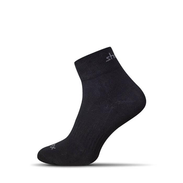 Ponožky Shox Medium čierne - veľkosť 35-37