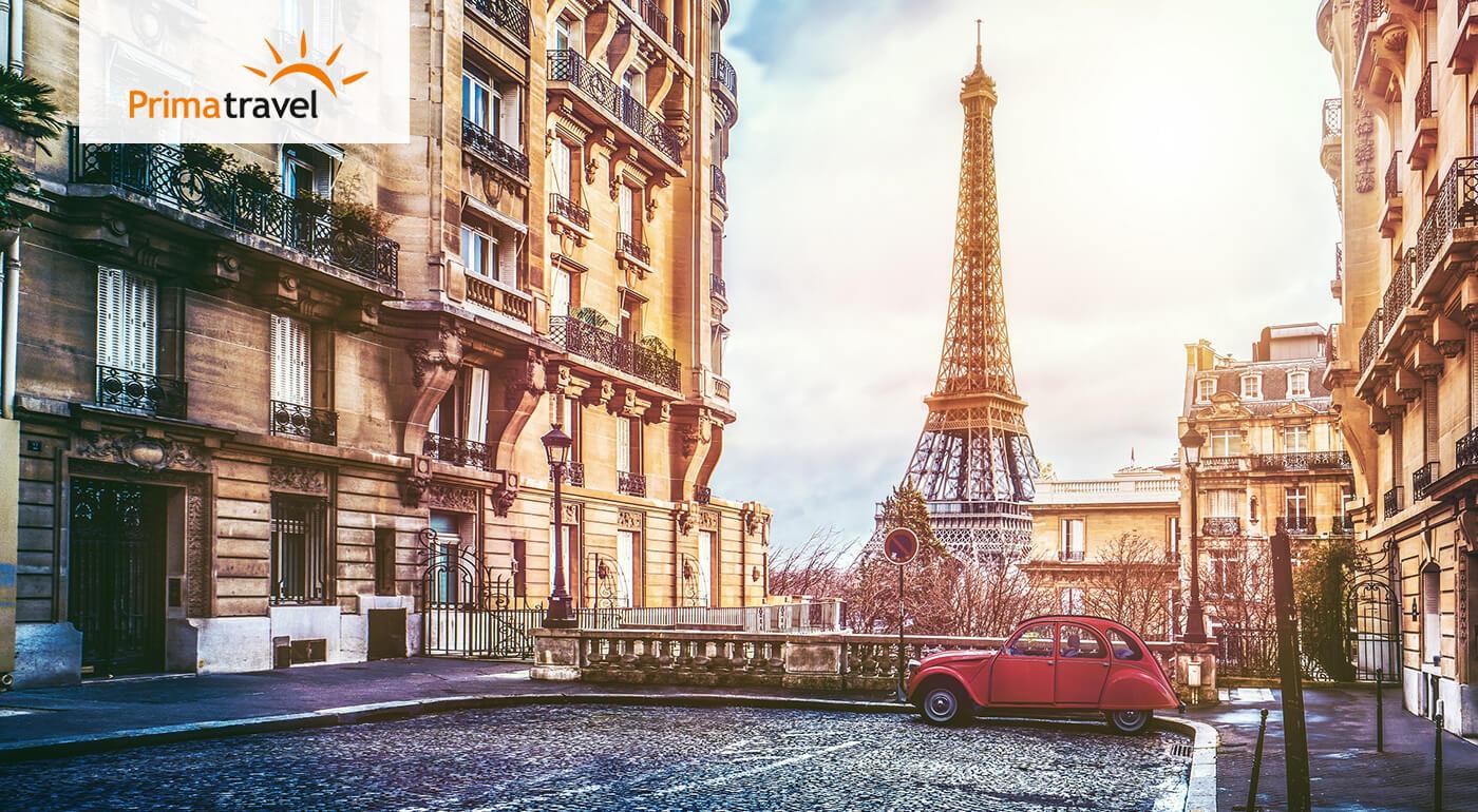 Francúzsko: Paríž a Disneyland počas 5-dňového poznávacieho zájazdu