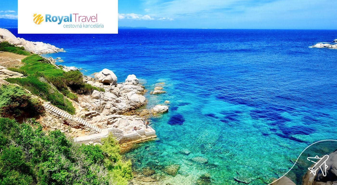 Malebná Sardínia a divoká Korzika: 5-dňový poznávací zájazd na sezónu 2020