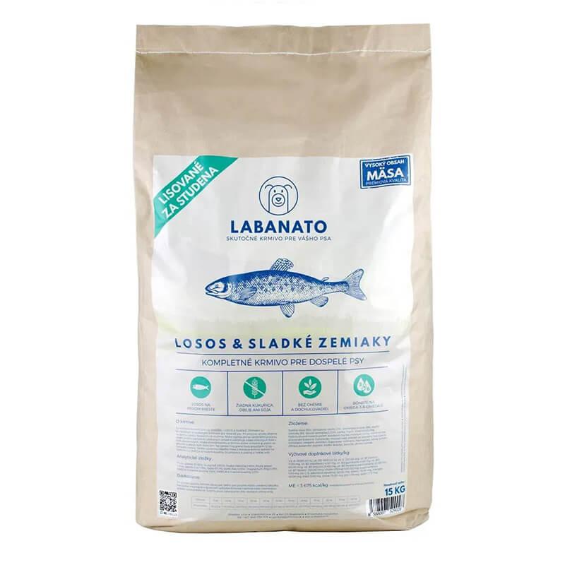 Labanato granuly pre psy s lososom a sladkými zemiakmi 15 kg