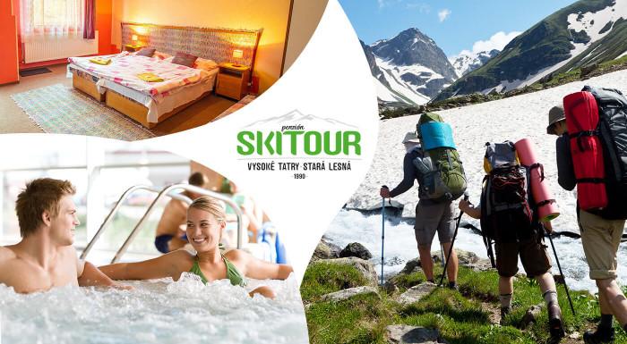 Veľká noc v Penzióne Skitour pod Tatrami