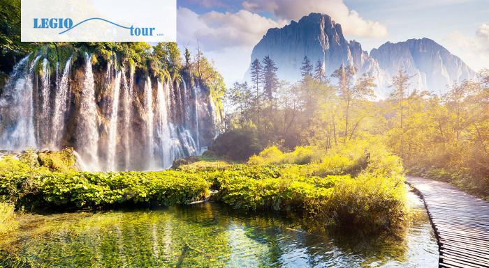 Nenechajte si ujsť poklady Chorvátska - Plitvické jazerá a mestečko Záhreb. Počas 3-dňového zájazdu s CK Legiotour uvidíte desiatky krásnych vodopádov a spoznáte aj históriu hlavného mesta.