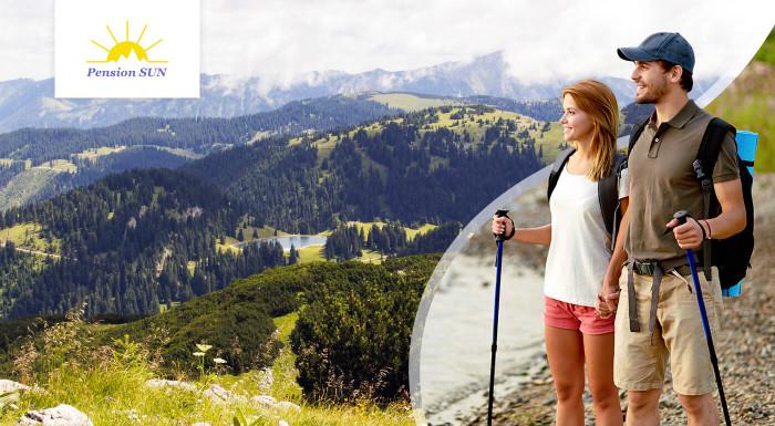 Dovolenka v Rakúsku v českom Penzióne Sun