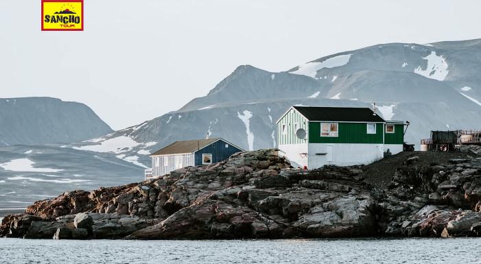 Grónsko: zľava na 8-dňový zájazd