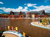 Vonkajšie bazény s termálnou vodou
