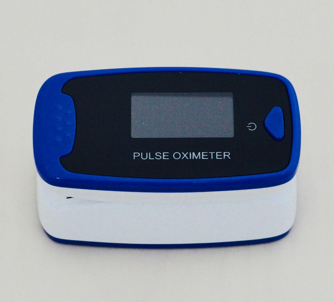 Pulzný oximeter Contec na meranie hladiny kyslíka v organizme