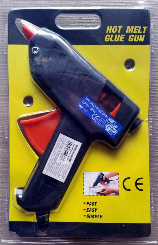 Tavná pištoľ na tavné tyčinky 89974W