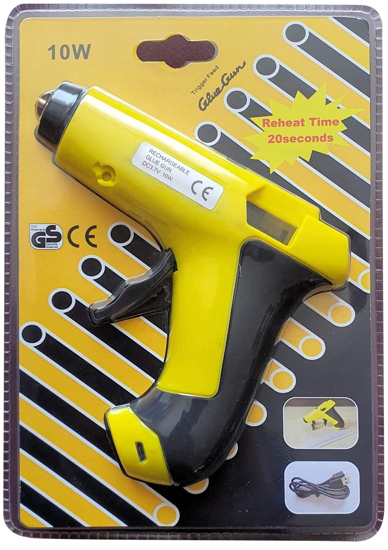 Nabíjateľná akupištoľ na tavné tyčinky 89990W