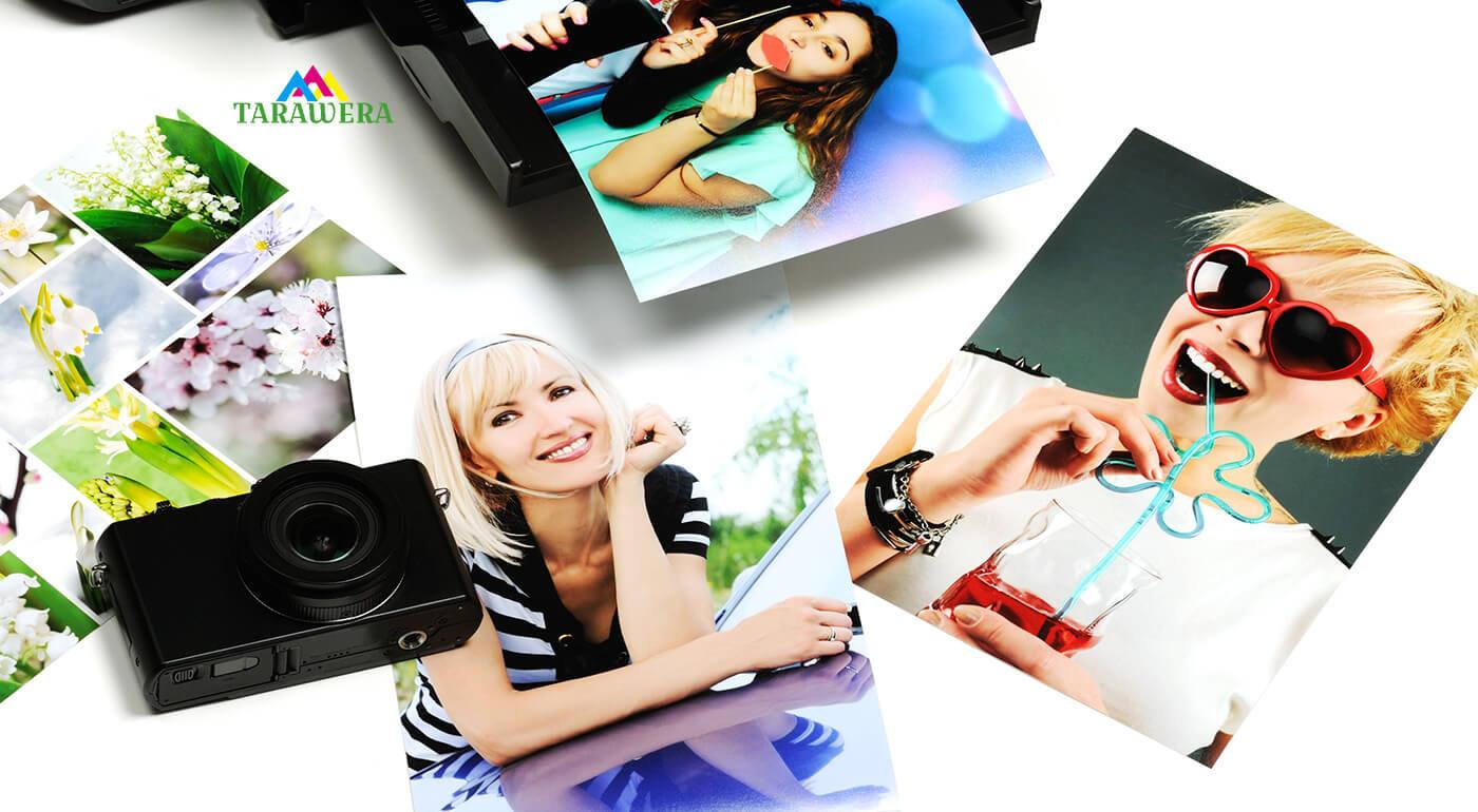 Tlač fotografií na kvalitný pololesklý fotopapier - na výber rôzne formáty