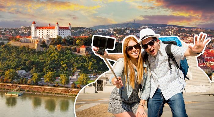 Prehliadka Bratislavy so sprievodcom