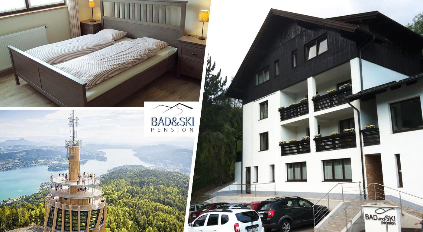 Korutánske Alpy: Wellness dovolenka v Penzióne Bad Kleinkirchheim