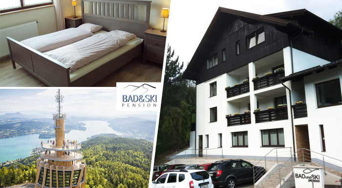 Wellness dovolenka v Korutánskych Alpách