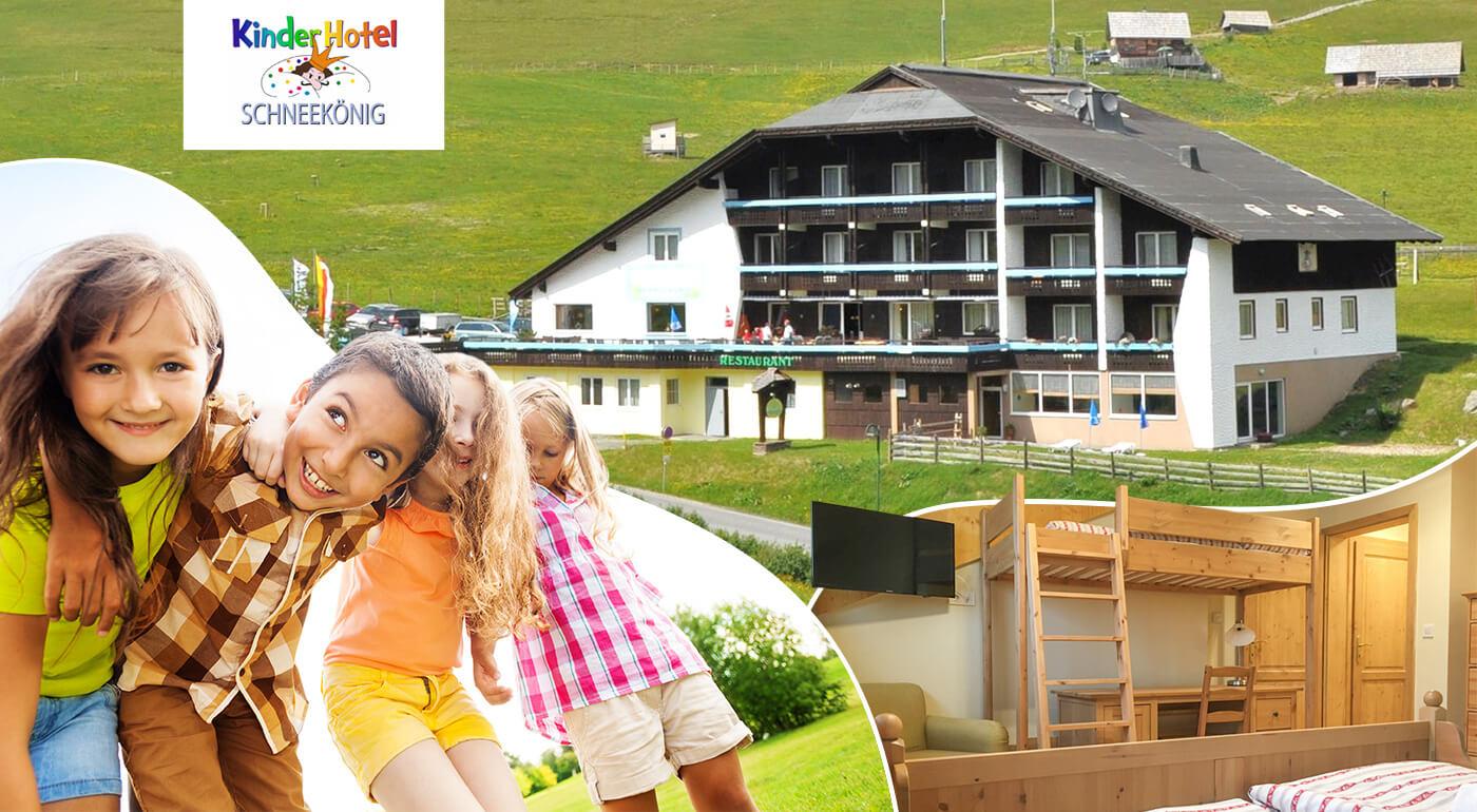 Rakúsko: Dovolenka pre rodiny s deťmi so vstupom do zábavného parku, animátormi i detským kútikom