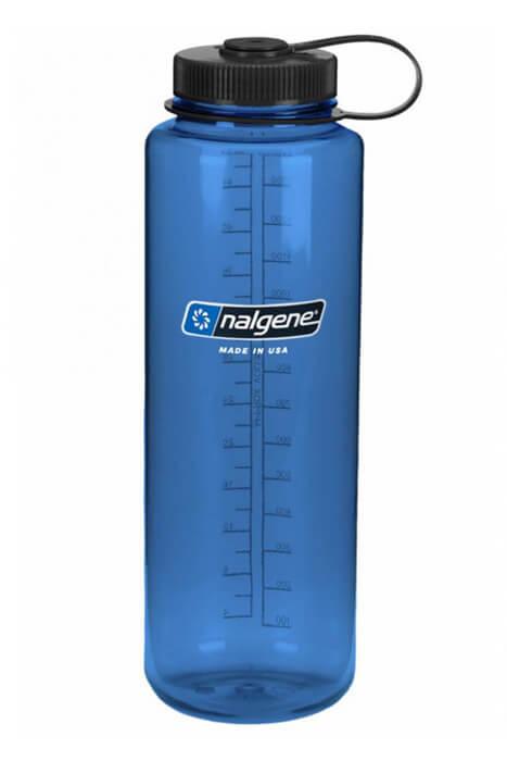 Nalgene Wide Mouth 1400 ml Tritan Silo Blue