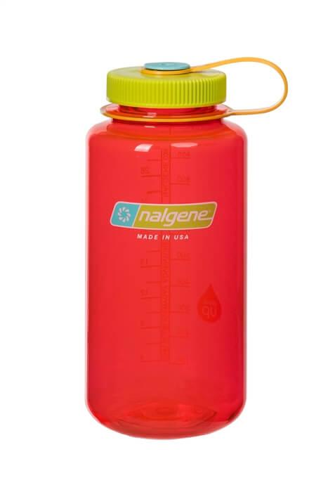 Nalgene Wide Mouth 1000 ml Pomegranate