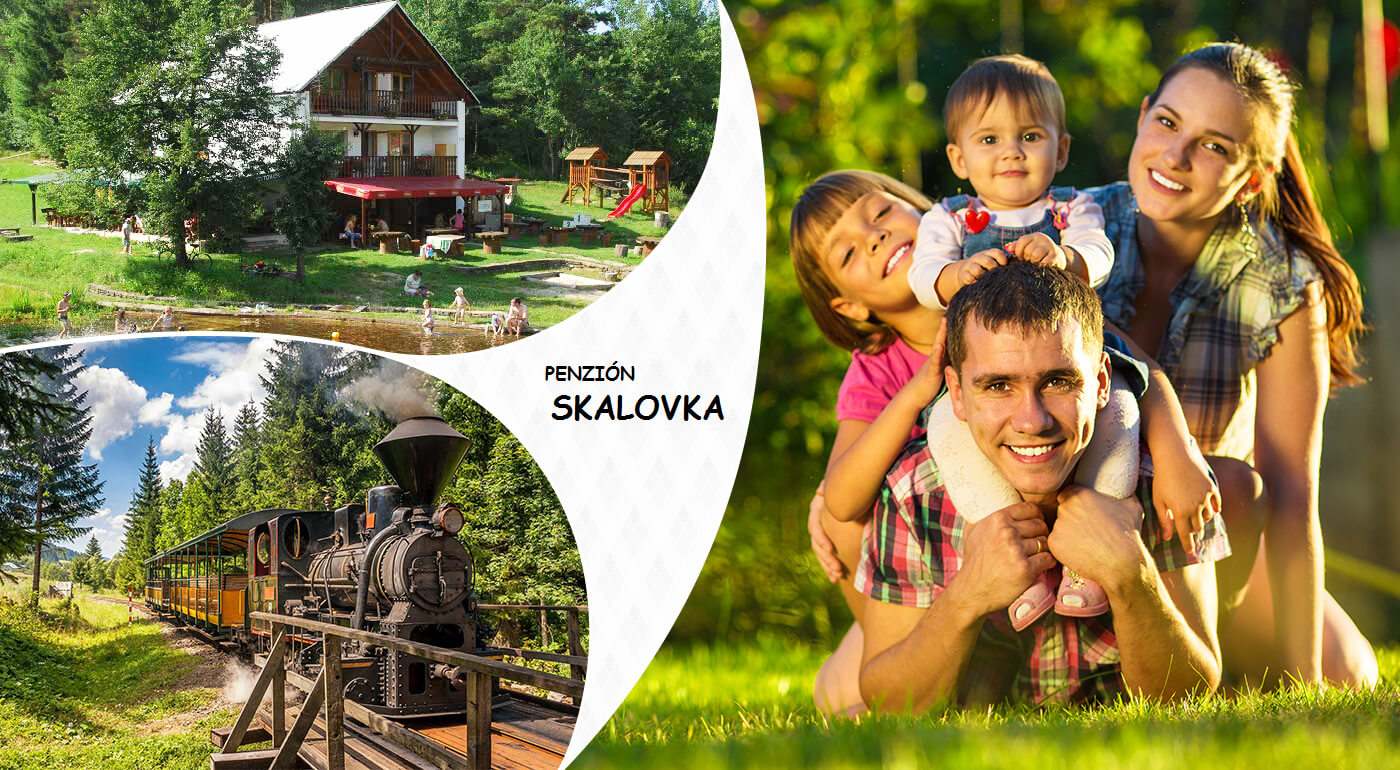 Prenájom ubytovacieho komplexu Penzión Skalovka na Kysuciach až pre 20 ľudí