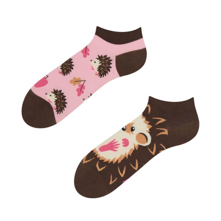 Good Mood členkové ponožky Ježko - veľkosť 35-38