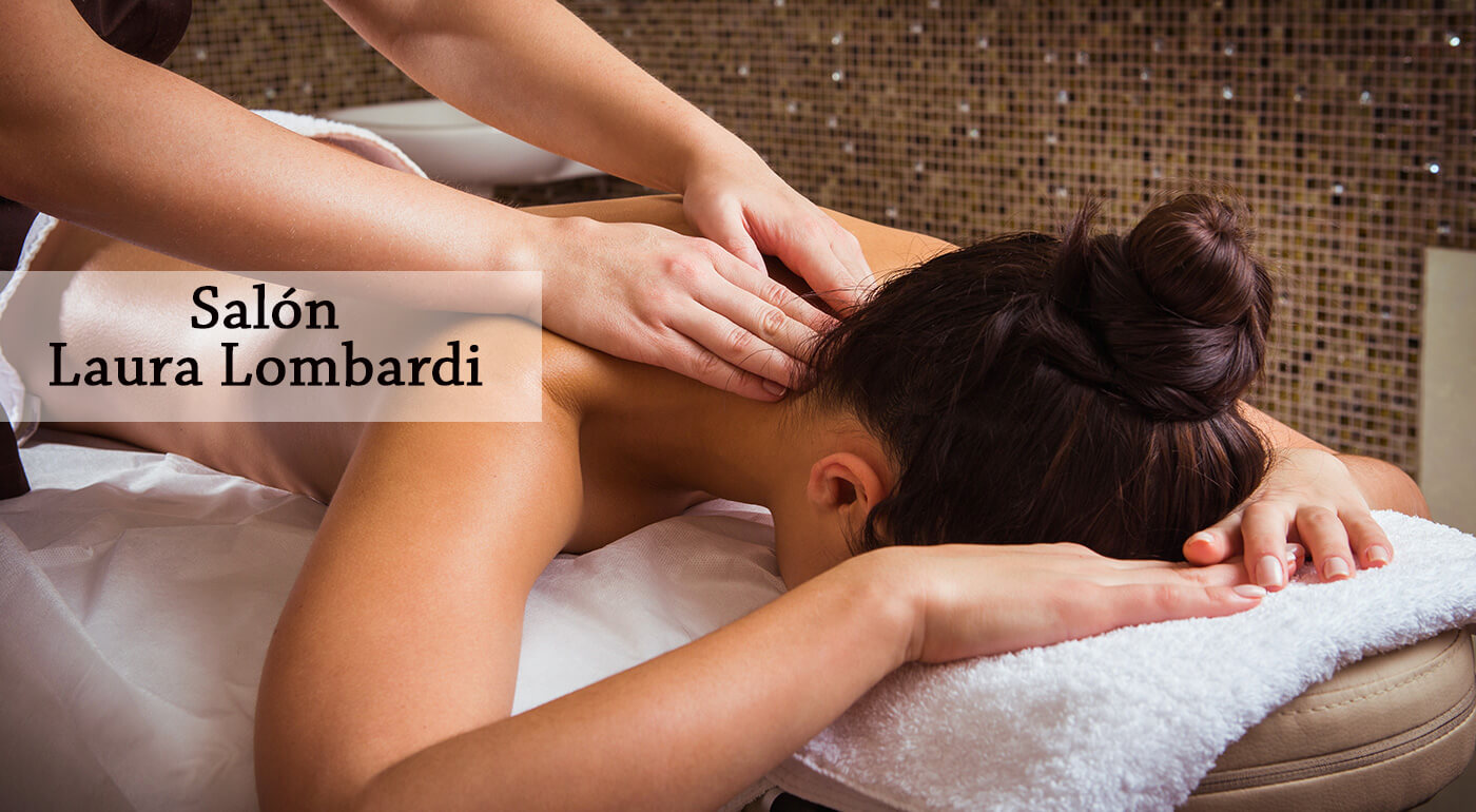 Masáž chrbta a šije alebo celého tela v Salóne Laura Lombardi na Trnavskom mýte