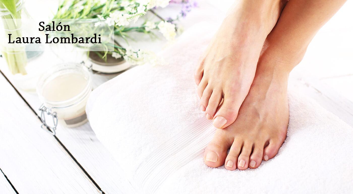 Wellness pre vaše chodidlá - profesionálna pedikúra v Salóne Laura Lombardi na Trnavskom mýte